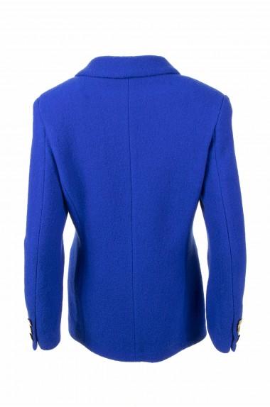 Cappottino donna blu...