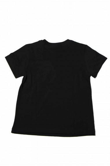 T-shirt starter rosa/nera