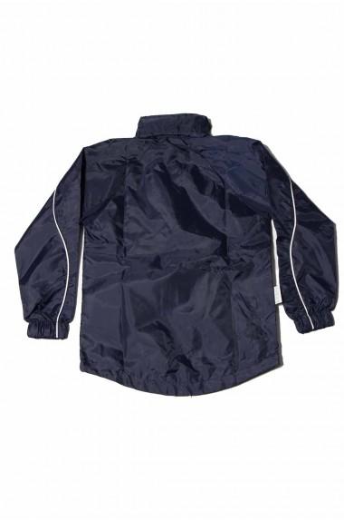 Errea Basic giacca rain blu...