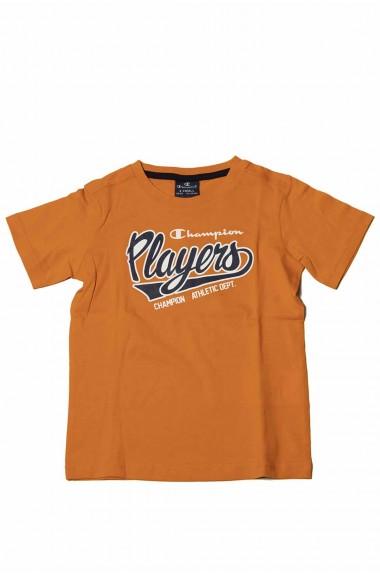 T-shirt champion,orange