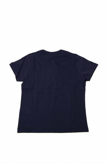 T-shirt errea blu navy