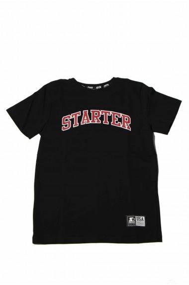 T-shirt starter nera