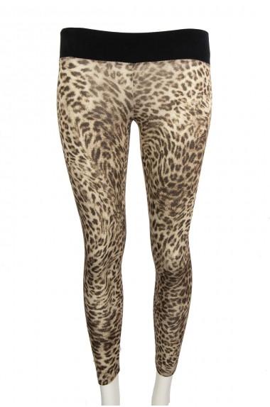 Leggins leopardato...