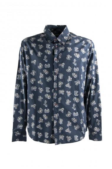 Camicia  DESIGUAL logata....