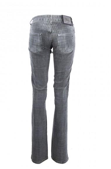 Jeans donna grigi Just Cavalli