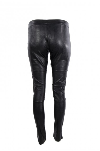Pantalone donna Ecopelle...