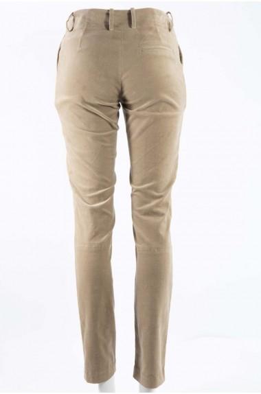 Pantaloni Beige Pianura Studio