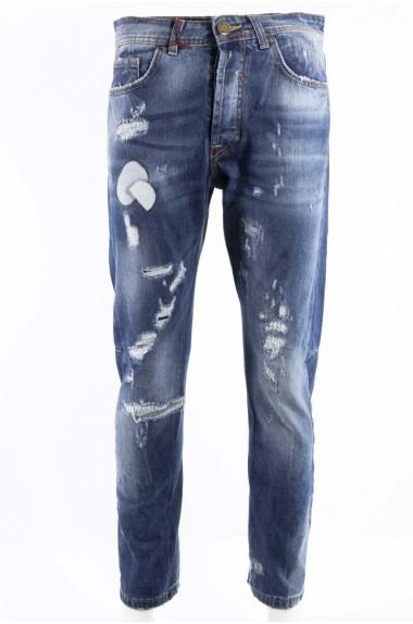 Jeans strappi Displaj