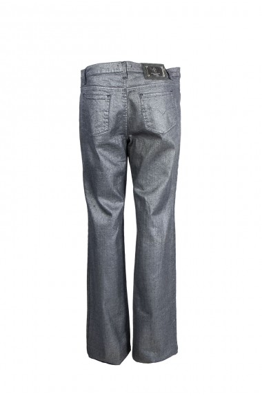 Jeans metallizzato, VERSACE