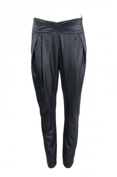 Pantalone lacca nero, PINKO