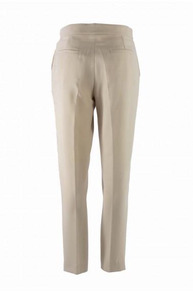 Pantaloni Ecrù Ottod'Ame