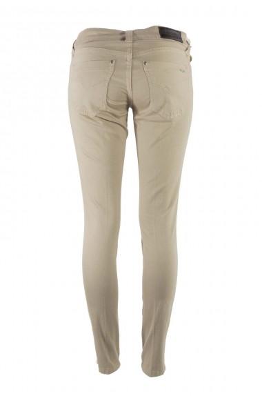 Pantaloni beige S.O.S