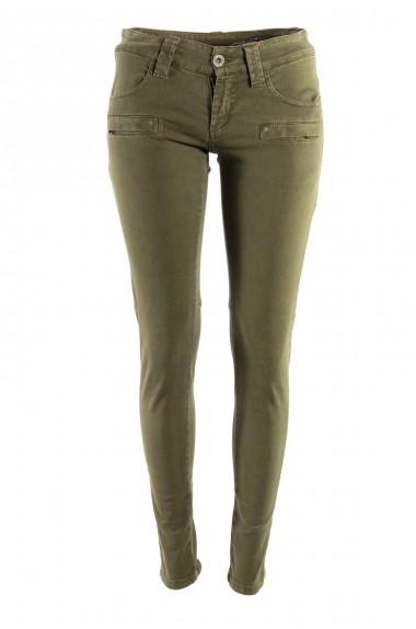 Pantalone verde militare...