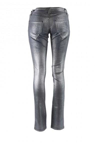 Pantaloni donna a zampa...