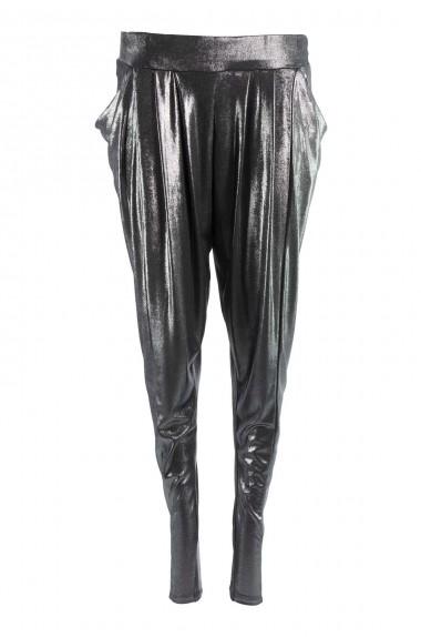 Pantaloni donna lurex Firetrap