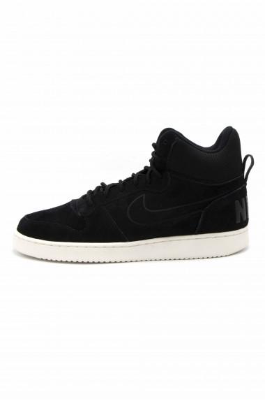 Nike nera Uomo pelle Court...