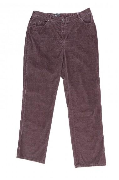 Pantaloni in velluto Luisa...