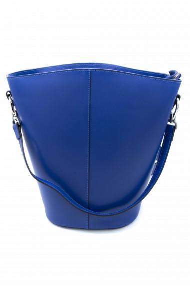 Borsa secchiello blu + colori