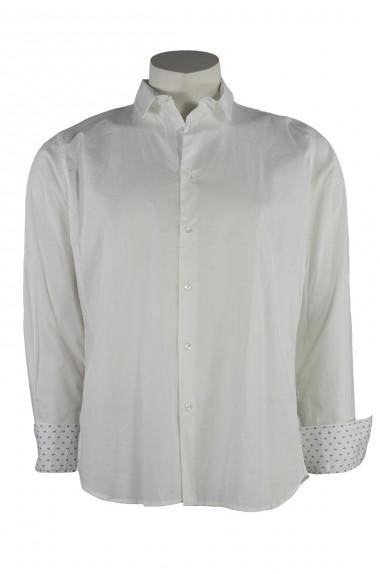S.L.56, camicia bianca...