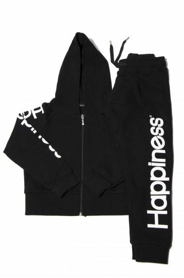 Tuta Happiness colore  nero