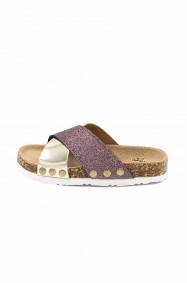 Sandalo slide bambina...