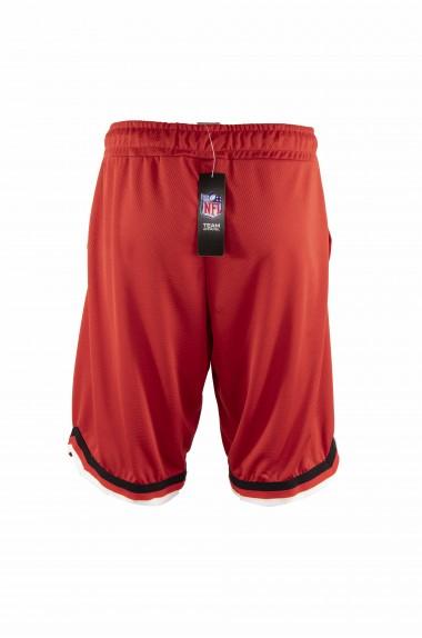 Bermuda rosso NFL sportivi...