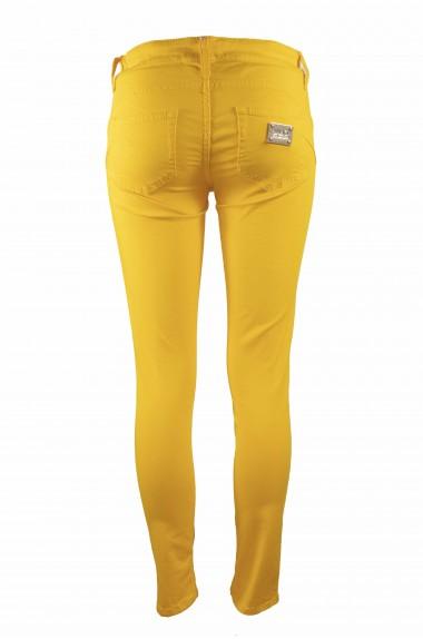 Pantalone a vita media, 5...